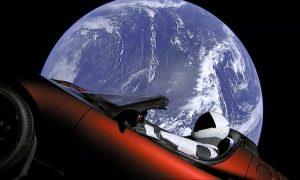 Tesla az űrben: Mérföldkő a jövőkép vezérelt stratégiában